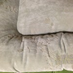 Close up of Serenity Frost Heyday Bed for Dogs