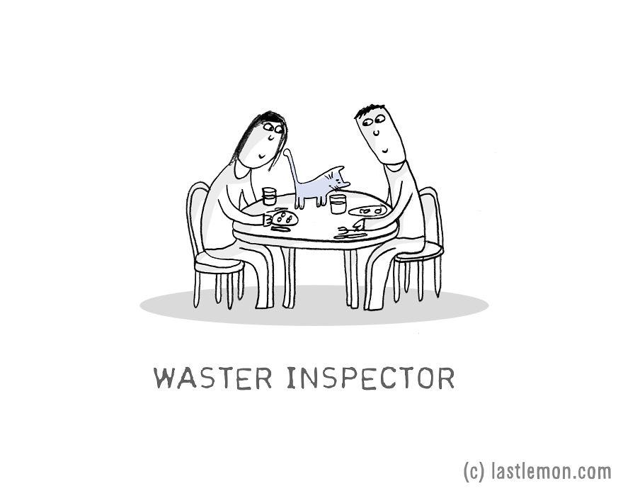 Lastlemon.com Cat Job: Water Inspector