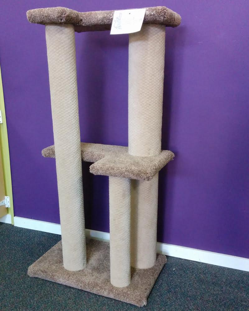 4 Foot Tall Cat Tree
