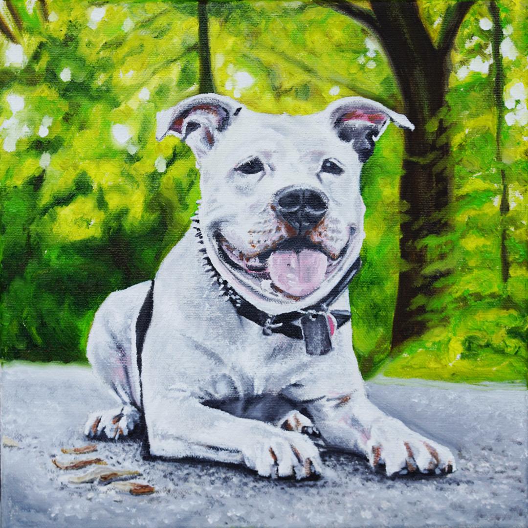 pet-portrait-painting-cowboy-by-cameron-dxon