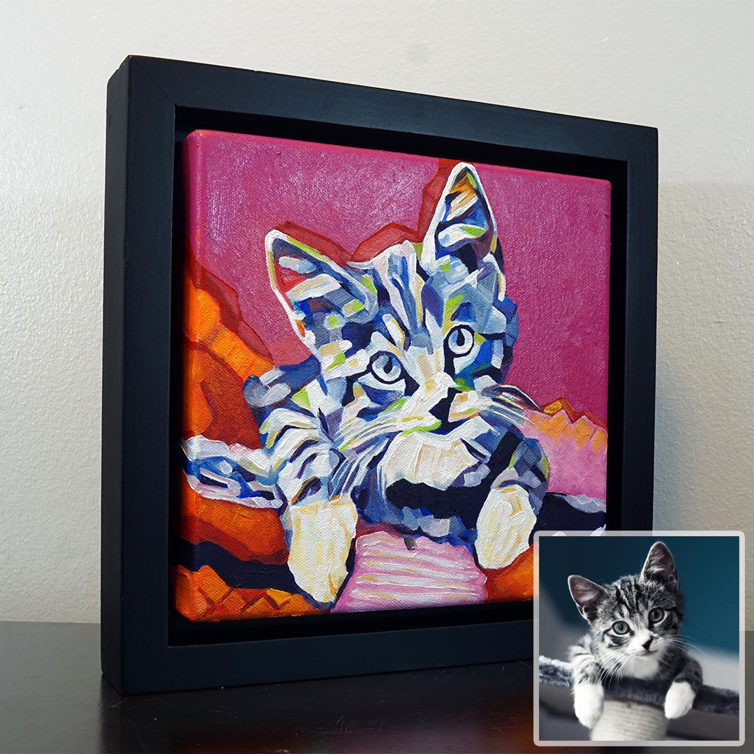 DSC00153 - 2017-05 - Pop Art Kitten1 - original-inset-1080px
